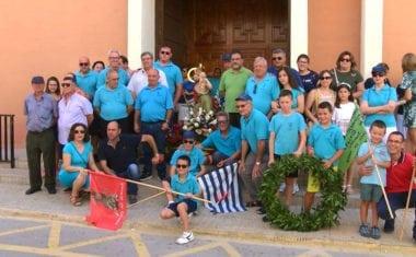 Finalizan las fiestas de los transportistas en honor a San Cristóbal