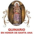 La Comunidad Franciscana honrará a Santa Ana