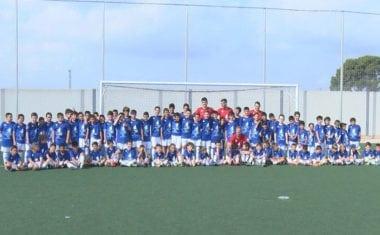 Casi un centenar de niños han disfrutado del II Campus Sergi Guardiola