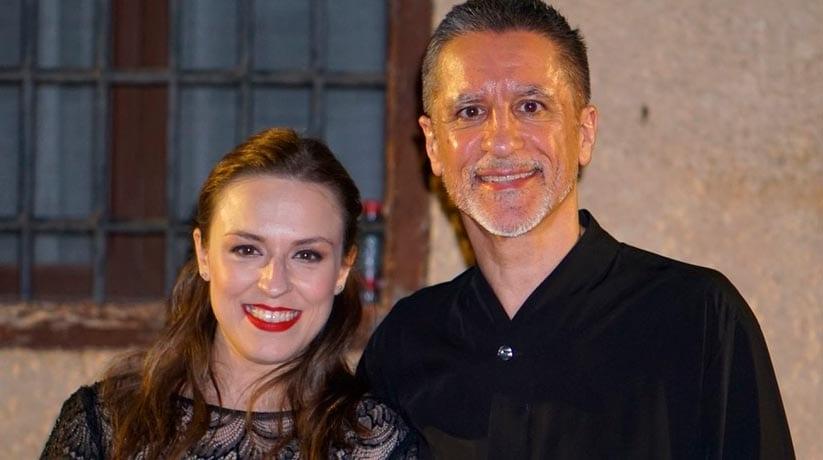Fantástico recital de canto y piano en un privilegiado rincón de Santa Ana