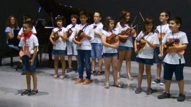 Concierto estudiantes Escuela Música de Jumilla