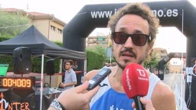 David González vencedor de los 10 kilómetros Ciudad de Jumilla
