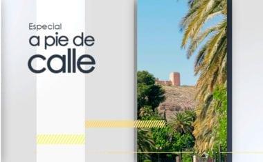 """Especial """"A pie de Calle: Feria y Fiestas de Agosto 2018"""" en Telejumilla"""