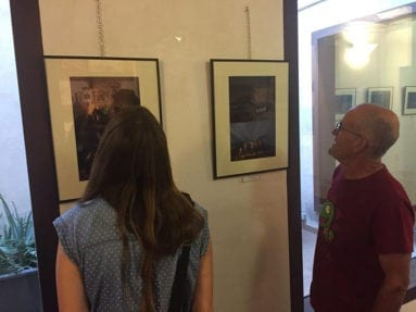 exposicion curso fotografia artesanos jumilla