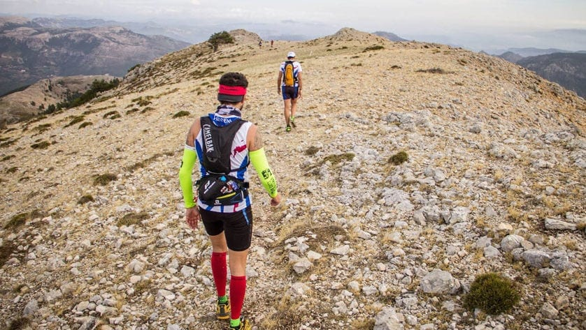 """Dos puestos de podio para Hinneni Trail Running en la """"II Sierra del Agua Challenge"""""""