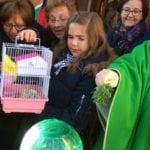 Tras diez años en Jumilla el párroco de Santiago cambia de destino