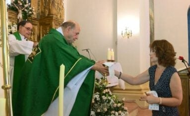 jorge en misa patrona pregon jumilla