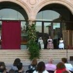 Primera cita con el Festival de Teatro Clásico y la obra 'Calisto y Melibea'