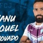 Manu Miquel se convierte en la primera renovación del FC Jumilla