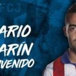 Llega Mario Marín al FC Jumilla y se marcha Álvaro González