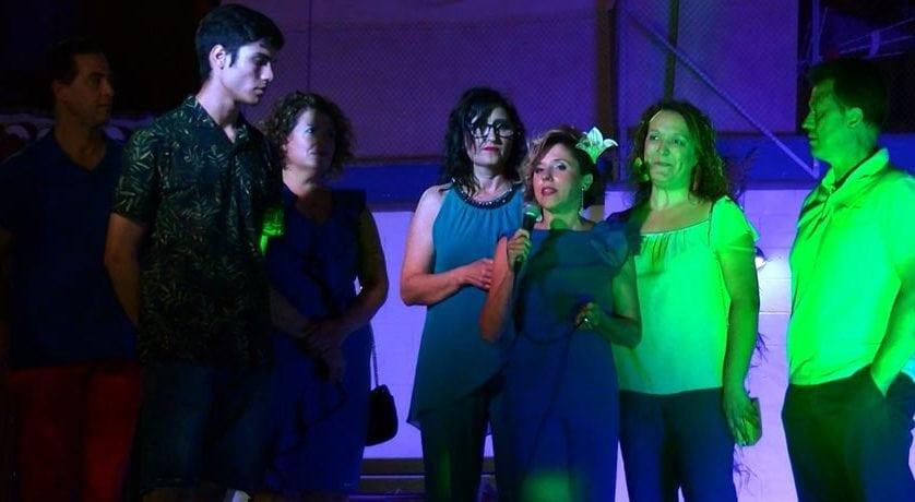 La Gala por Elena consiguió llenar de público la Plaza de Santa María