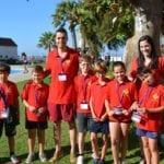 Participación del Club de Ajedrez Coimbra en el Campeonato de España por edades