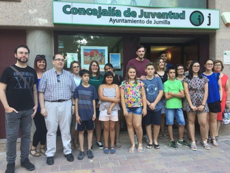 participantes-y-jurado-gymkana-fotografica-jumilla