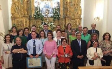 Vicente Cutillas pronunció el Pregón de la Cofradía Nuestra Señora de la Asunción