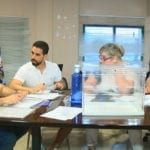 Los populares jumillanos dan su apoyo a Pablo Casado