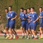 Comienza la pretemporada para el FC Jumilla con el portugués  Leonel Pontes