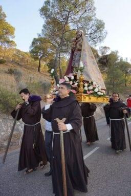 procesion-frailes-abuela-santa-ana-jumilla