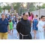 Jumilla respondió masivamente a la celebración de la Abuela Santa Ana
