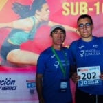 Ángel Moreno termina décimo sexto en el Campeonato de España Sub-16 de lanzamiento de peso