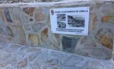 señalización-camino-subidor-cantarerias-jumilla