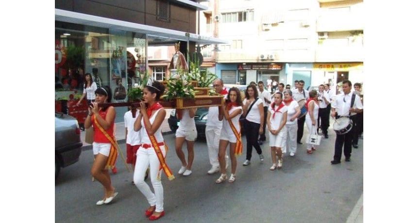 San Fermín celebra sus fiestas patronales hasta el domingo