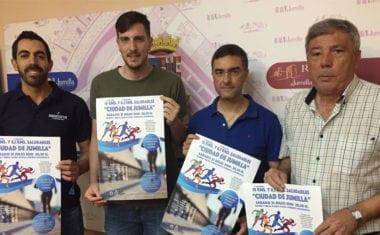 """Regresan los 10 Km y 6,1 Km Saludabes """"Ciudad de Jumilla"""""""