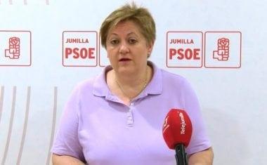 La diputada Yolanda Fernández acusa a Seve González de no aclarar la financiación de la carretera del Carche con la Autovía