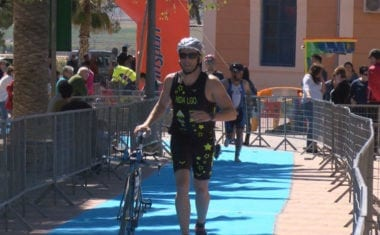 El XXVI Triatlón Ciudad de Jumilla contará con más de un centenar de triatletas