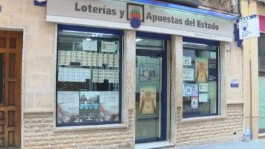 Administración de loterías número uno de Jumilla