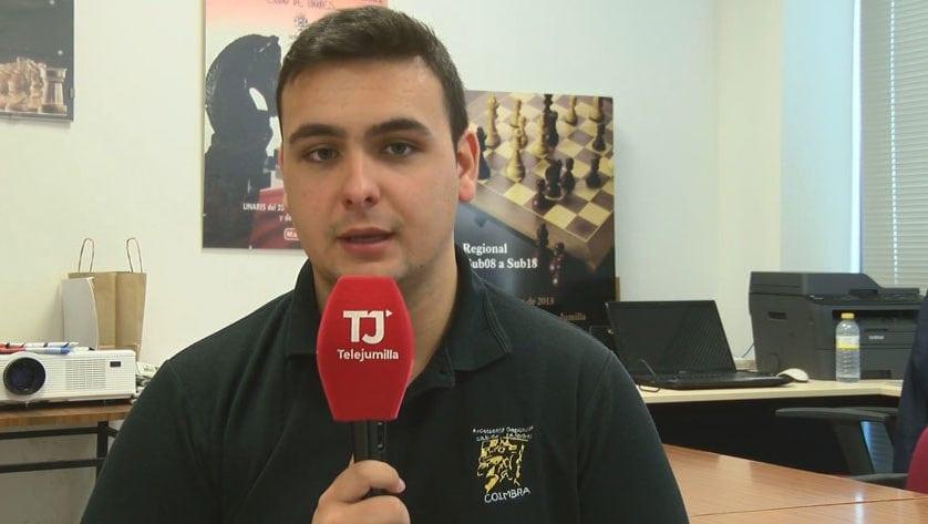 Alejandro Castellanos termina en la posición 70 en el Campeonato de España Absoluto de Ajedrez