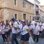 El Festival Nacional de Folklore da paso a las Fiestas de la Vendimia de Jumilla