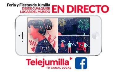Feria y Fiestas de Jumilla en directo por Facebook con Telejumilla