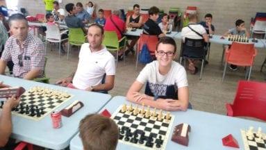 En Cartagena Caudete y Villena hubo presencia del Club Coimbra