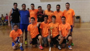 Equipo local vencedor juvenil senior