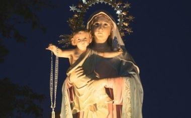 La Torre del Rico celebró sus fiestas en honor a la Virgen del Rosario