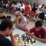 Intenso fin de semana para el Club de Ajedrez Coimbra