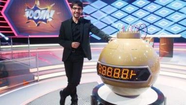 Juanra, presentador de ¡Boom! de Antena3