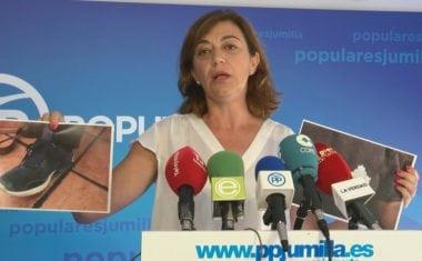 El Partido Popular denuncia la situación en la que se encuentra la agrupación de voluntarios de Protección Civil