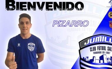 Pizarro se convierte en el fichaje estrella del Club Jumilla Fútbol Sala