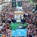 Más de un centenar de personas forman parte del preventivo de seguridad para la Gran Cabalgata del Vino que 'tomará' mañana las calles de Jumilla