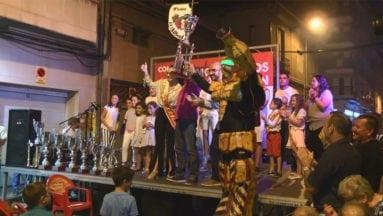 Premio de honor Cabalgata Infantil El Albal