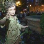 El Niño de las Uvas volverá al Convento de Santa Ana el domingo