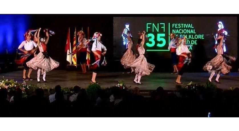 El Festival Nacional de Folklore Ciudad de Jumilla viento en popa a toda vela