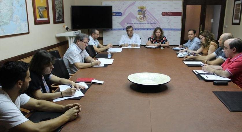 La Comisión de Eliminación de Barreras Arquitectónicas estudia el destino de los 30.000€ que se invertirán en este 2018