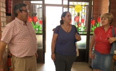 El Ayuntamiento aprovecha el verano para realizar reformas en los centros escolares