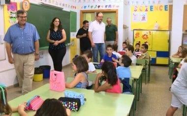 Vuelve la actividad docente a los colegios de Jumilla