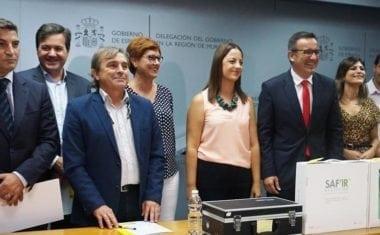 Jumilla entre los municipios que han recibido de la DGT tres etilómetros para el control del uso de alcohol entre los conductores