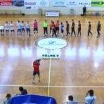Jumilla CFS  cae  en  casa  ante  el  CD Leganés FS (1-6)