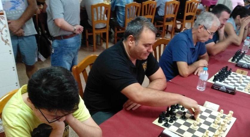 """El Club de Ajedrez Coimbra estuvo en el 46 Torneo de Ajedrez """"Feria de Yecla"""" 2018"""