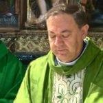 Manuel de la Rosa González toma posesión como párroco de la Iglesia Mayor de Santiago